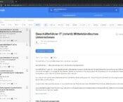 Update: Google for Jobs Germany (!) Start in Deutschland - Jobsuche der Zukunft