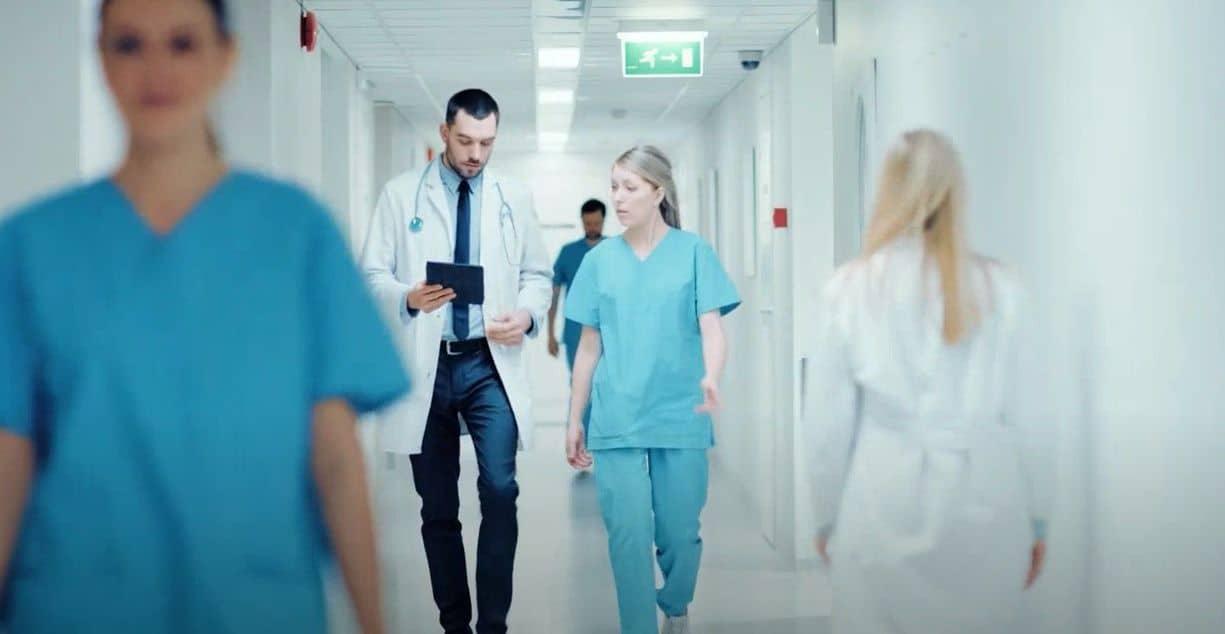 Ärztevermittlung für einen Honorararzt