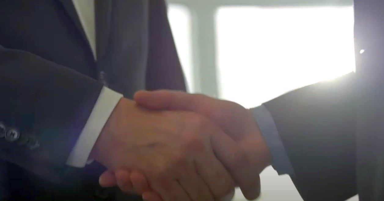 Methode einer Partnerschaft
