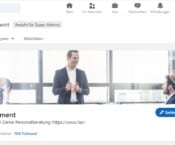 Wie Sie LinkedIn verwenden, um einen Job zu bekommen - Ihr Ratgeber www.hsc-personal.de