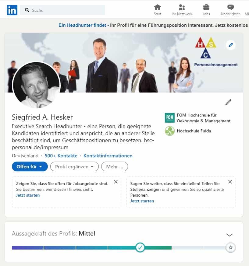 Wie Sie Stellenanzeigen auf LinkedIn kostenlos posten können