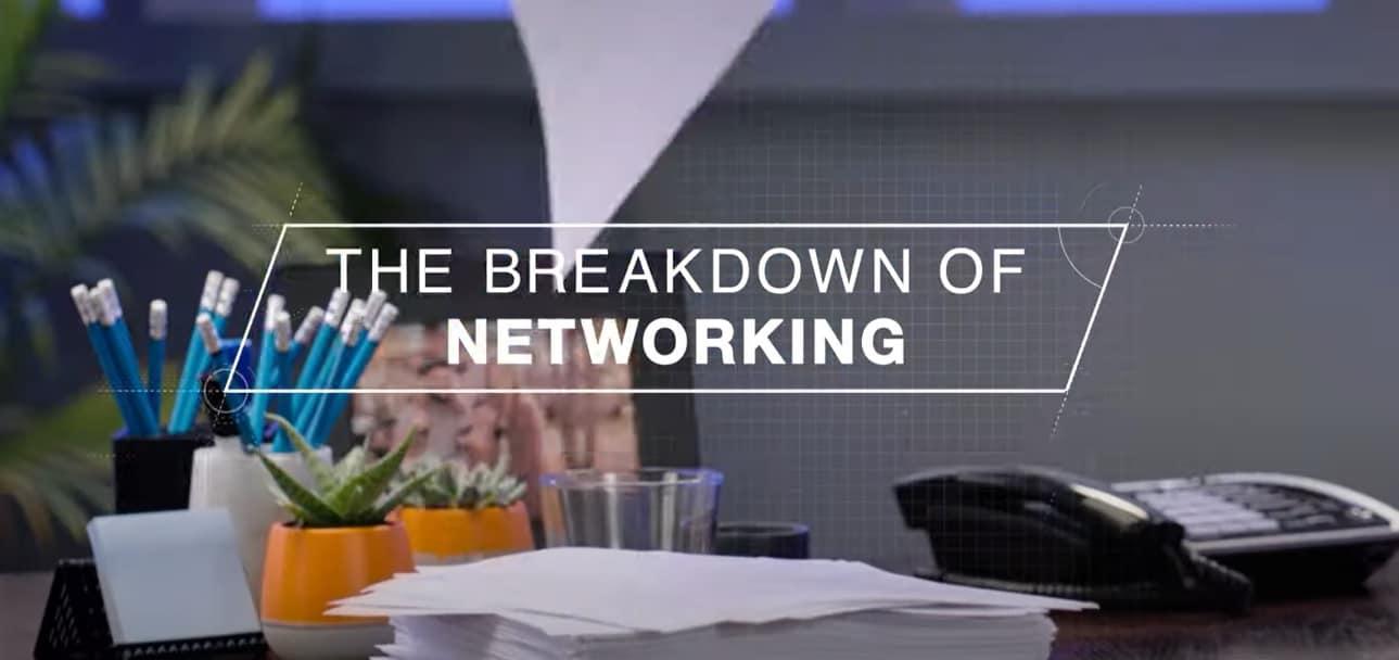 Online-Netzwerk ausprobieren