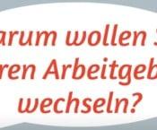 6 Zeichen die Ihnen sagen: Es ist Zeit, den Job zu wechseln - Ihr Ratgeber www.hsc-personal.de