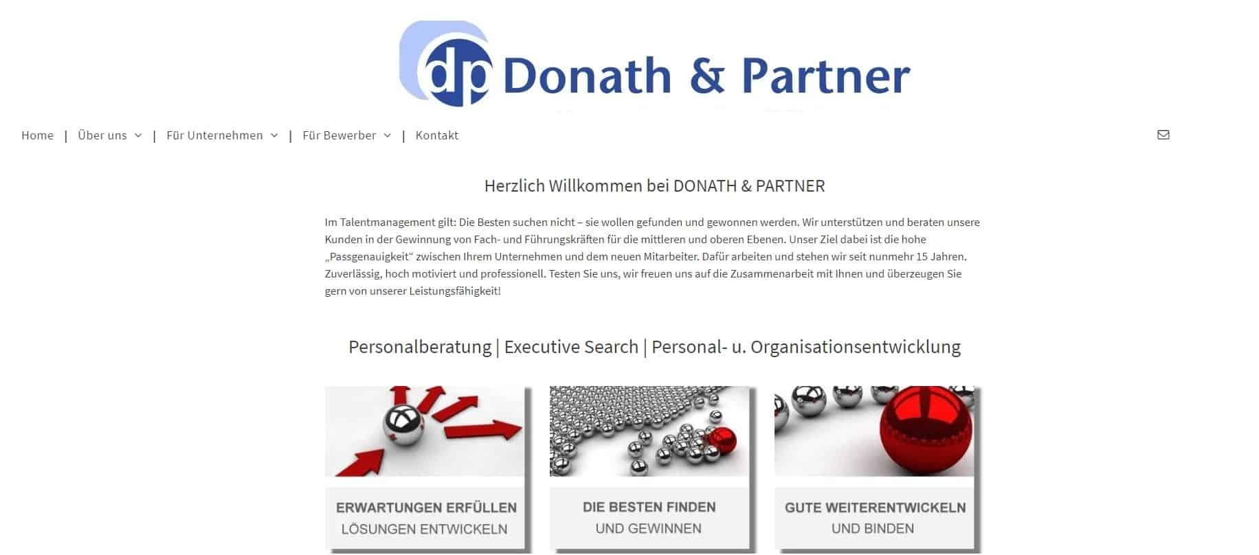 Donath Partner