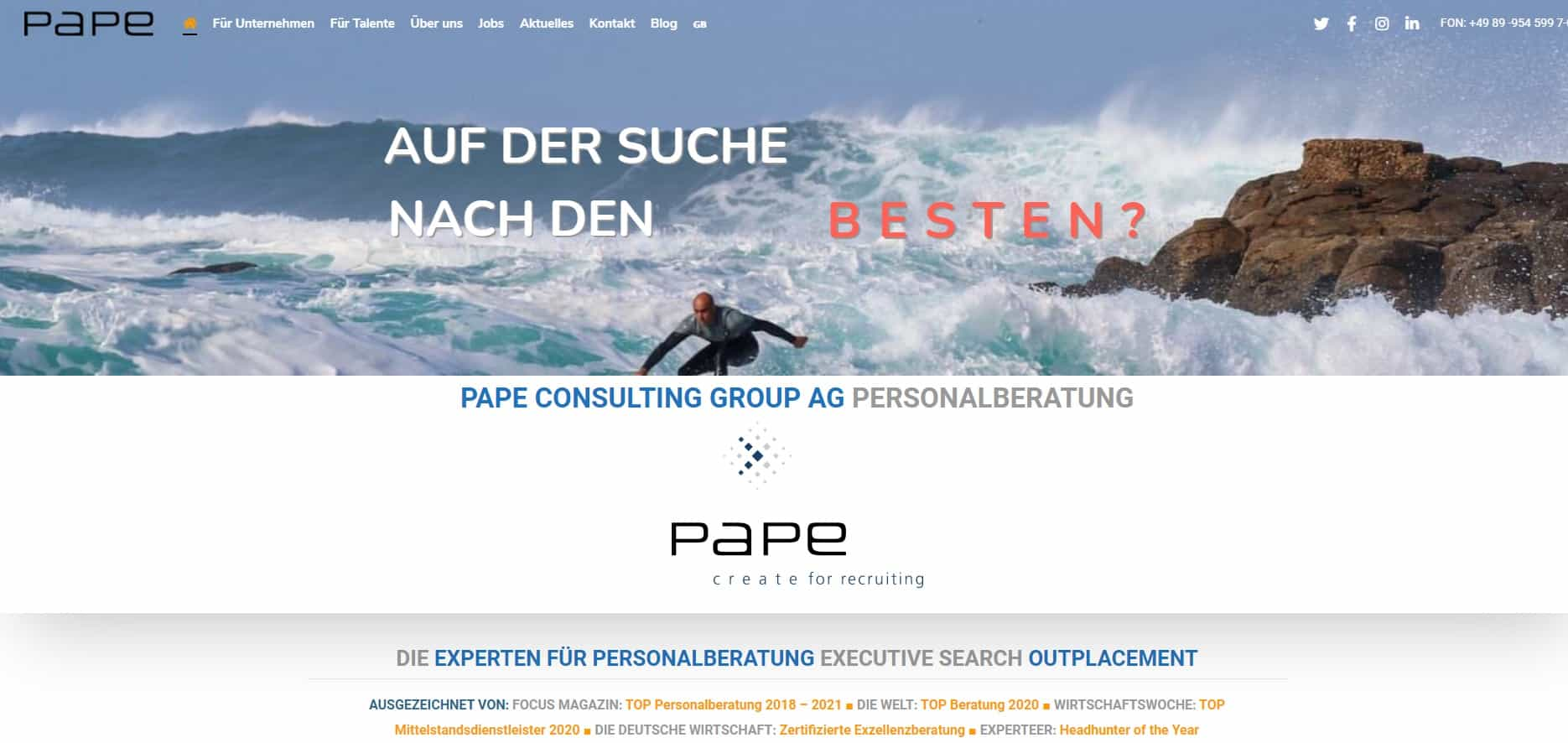 Pape Consulting